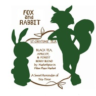 Fox and Rabbit's Story Time Tea from Market Spice Tea