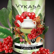 Red Currant GreenTea from Vykasa