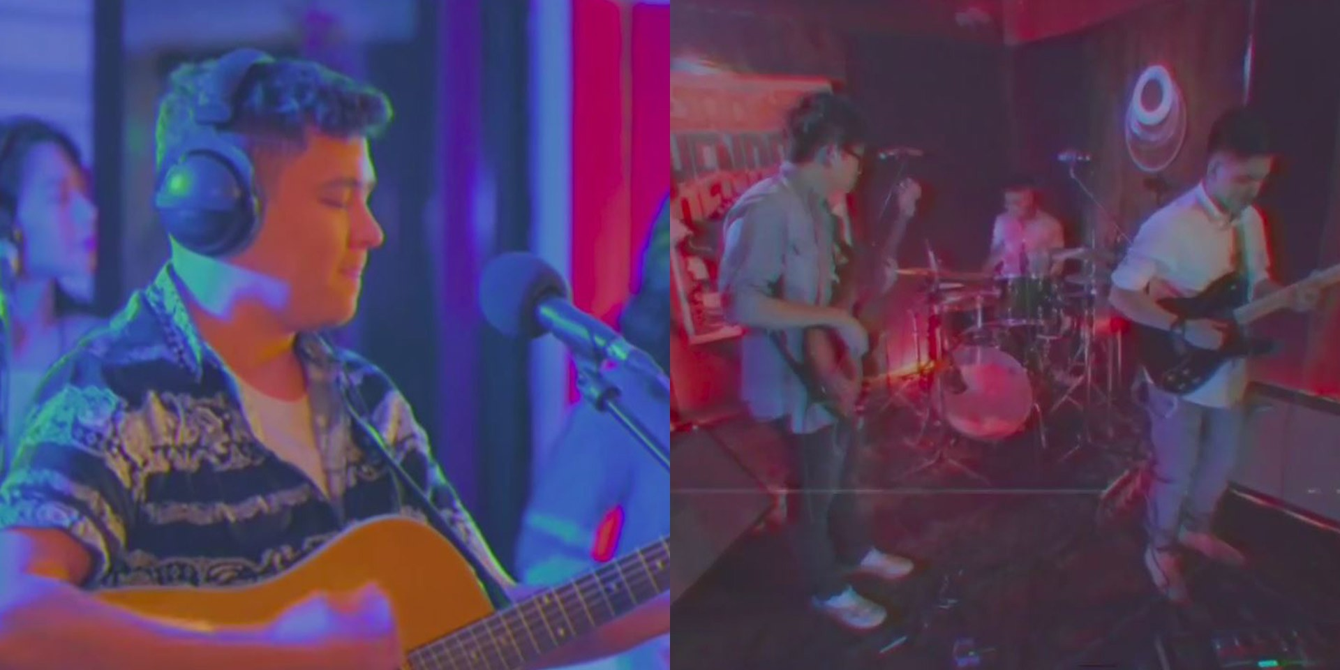 The Ransom Collective, Tom's Story share H&M Resurgence live studio videos – watch