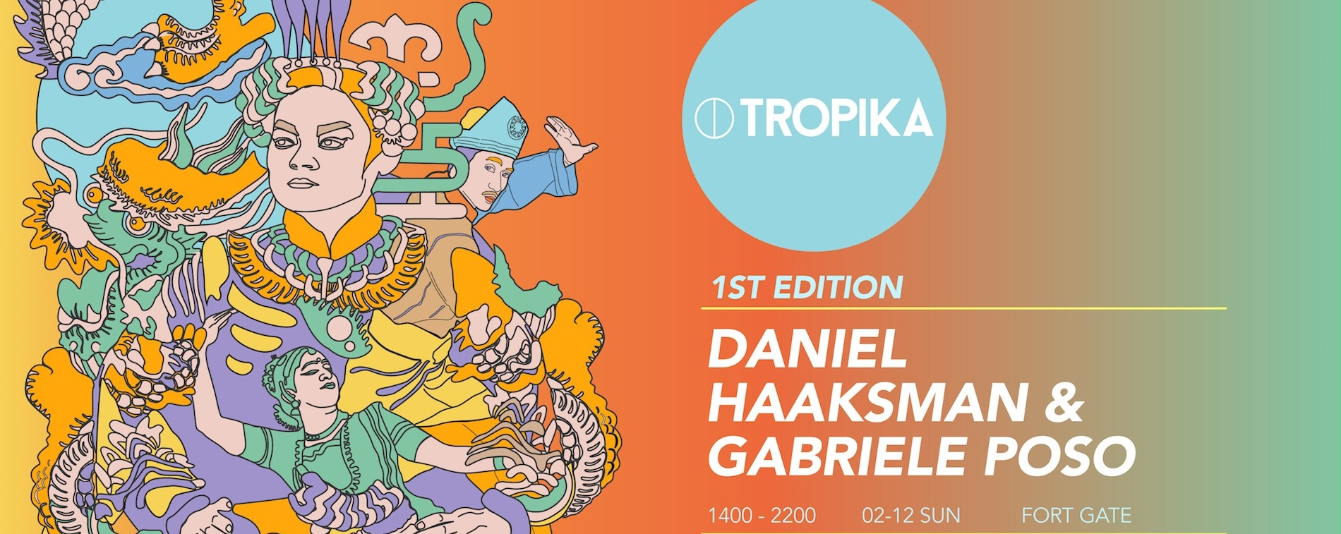 Tropika 1st Edition