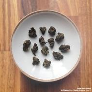 Hong Shui Oolong from driftwood tea
