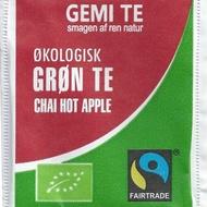 Grøn Te Chai Hot Apple from Gemi Te