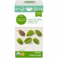 Mint Blend Herbal Tea from Simple Truth Organic