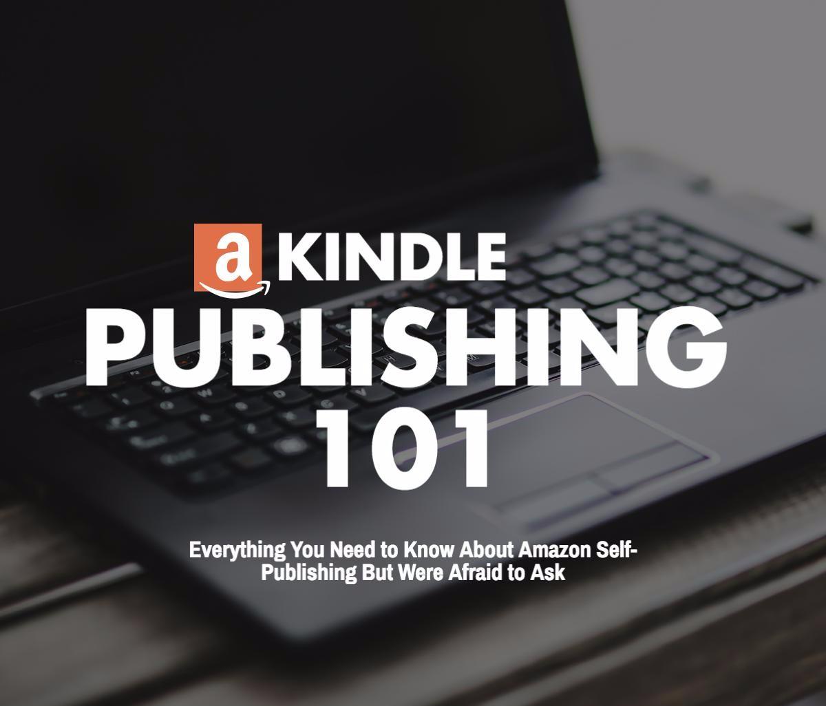 Kindle publishing checklist