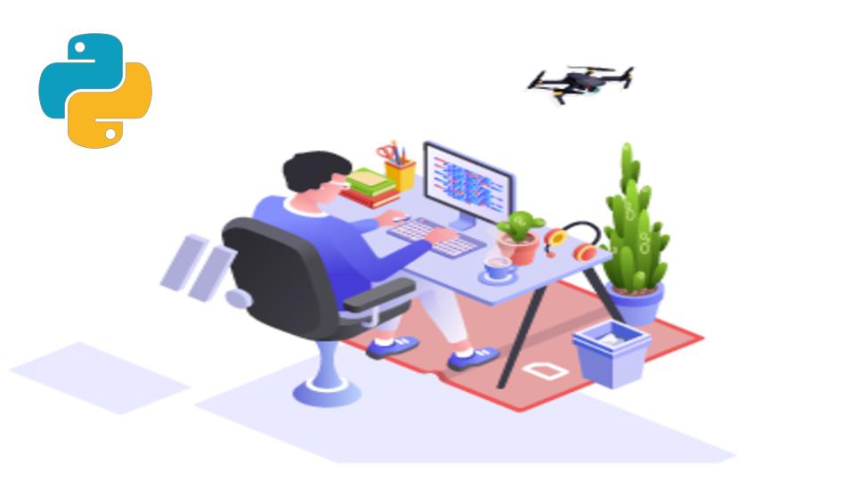 Drone Programming Primer for Software Development | The