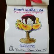 Peach Melba from Eastern Shore Tea Company