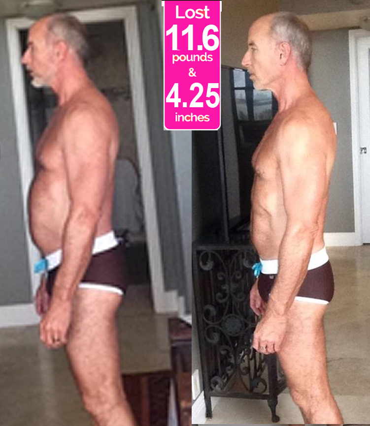 Gregg Before & After Pics - Janis Saffell 4 Week Fat Blaster