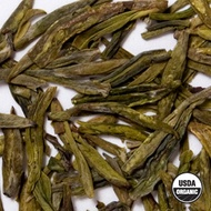 Organic Emerald Spring Lung Ching Green Tea from Arbor Teas