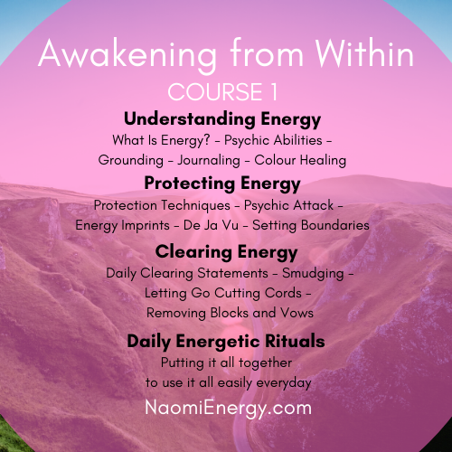 Awakening from Within Course 1
