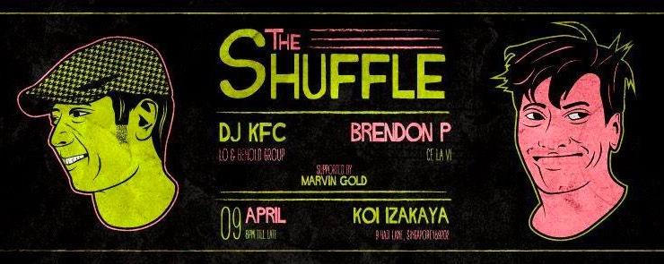 The Shuffle #2