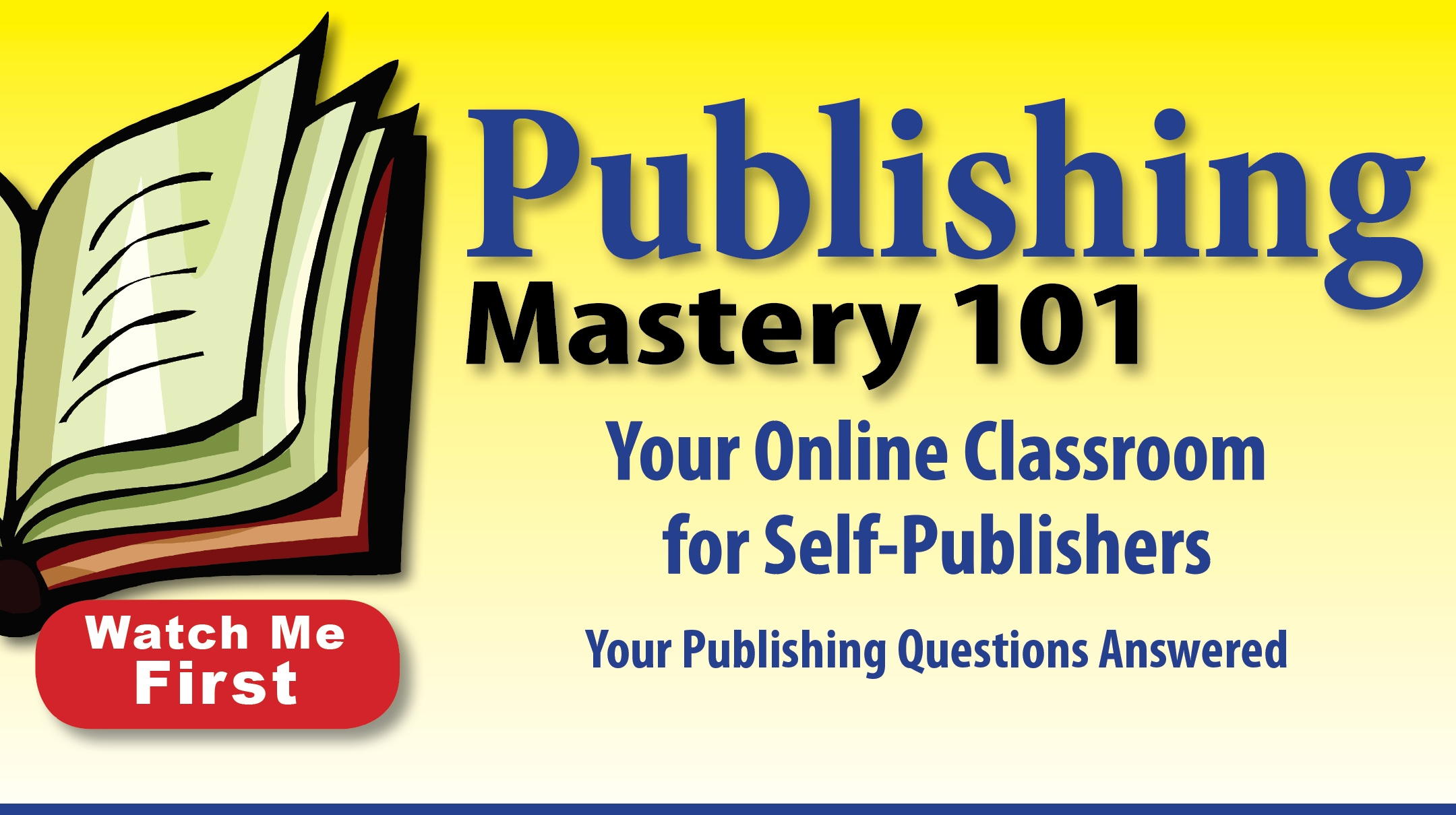 Publish your book membership site publishing mastery academy bruce video thumbnail fandeluxe Gallery