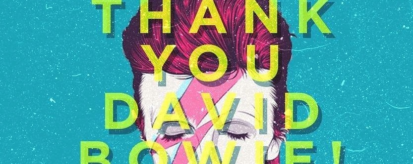 Thank You David Bowie