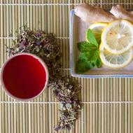 Organic Ginger Lemon Mint from Divinitea