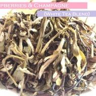 Raspberries & Champagne {White Tea Blend} from iHeartTeas