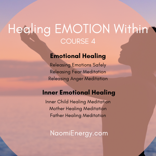 Healing Emotion Within Course 4