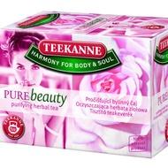 PURE beauty from Teekanne