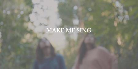 Leanne and Naara unveil new lyric video, 'Make Me Sing' – watch
