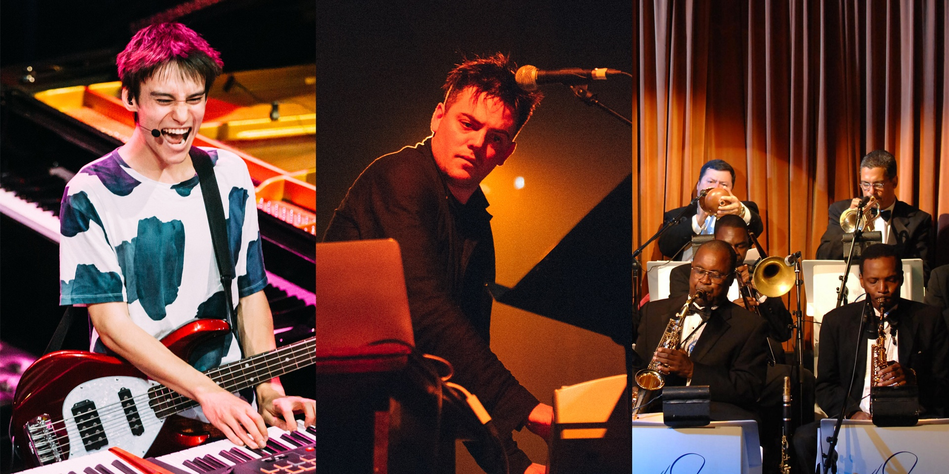 SIFA releases festival lineup: Jacob Collier, Nico Muhly, Duke Ellington Orchestra, Tcheka, Intriguant, SA, NADA and more