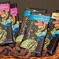 """It's Chocolate"" Extra Dark 72% Chocolate with Izu Matcha Tea from Angelina's Teas"