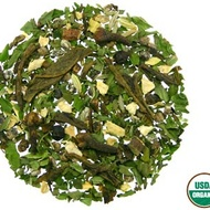 Minty Green Chai from Rishi Tea