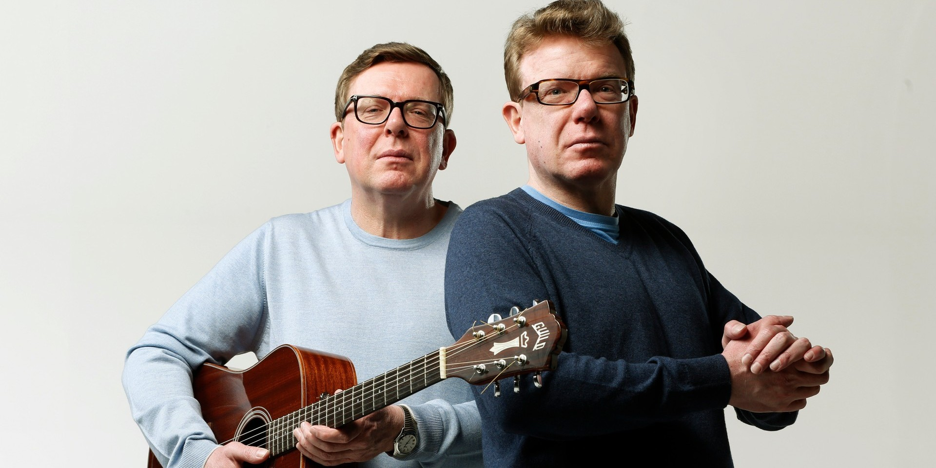 The Proclaimers to return to Singapore in April 2019