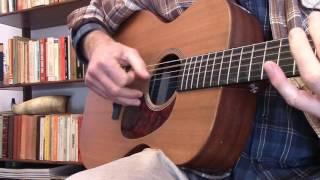 Fingerstyle Guitar Using Finger Picks