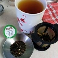 Kashmir Chai from Pekoe Tea Lounge