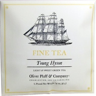Young Hyson from Oliver Pluff & Company