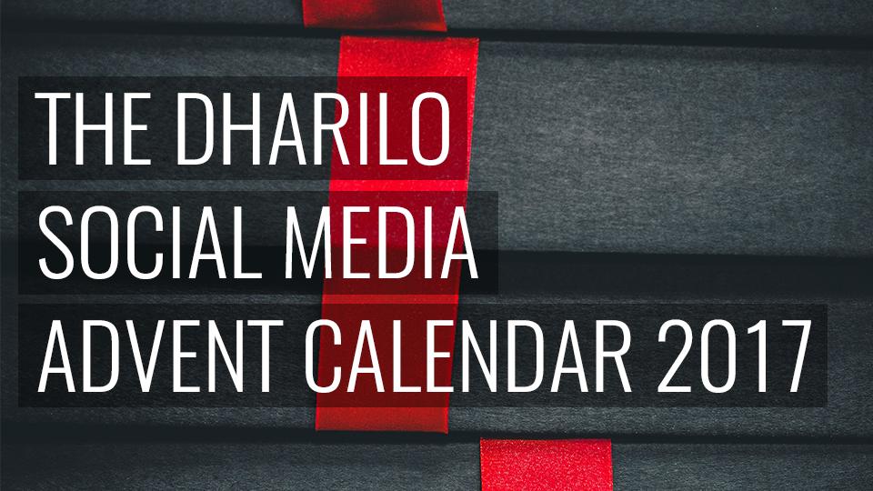 DhariLo Social Media Advent Calendar!
