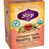 Cinnamon Vanilla Healthy Skin from Yogi Tea