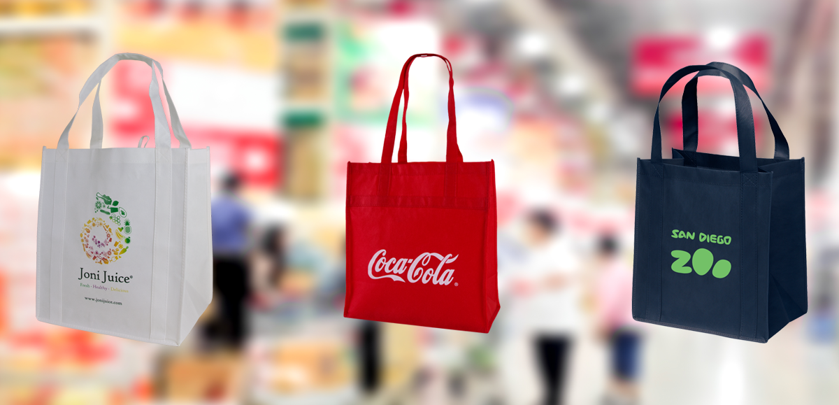 Reusable Grocery Bags Make for a Greener 2015