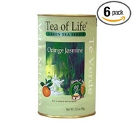 Jasmine Orange from Tea of Life