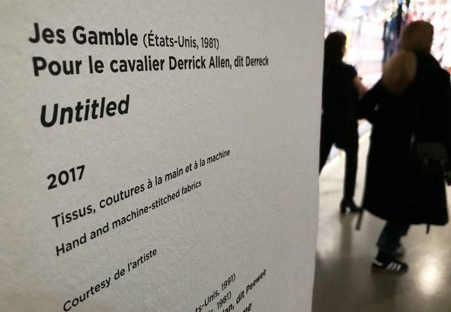 image: Musee d'Art Moderne de la Ville de Paris. Photo: Jes Gamble