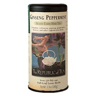 Ginseng Peppermint from The Republic of Tea