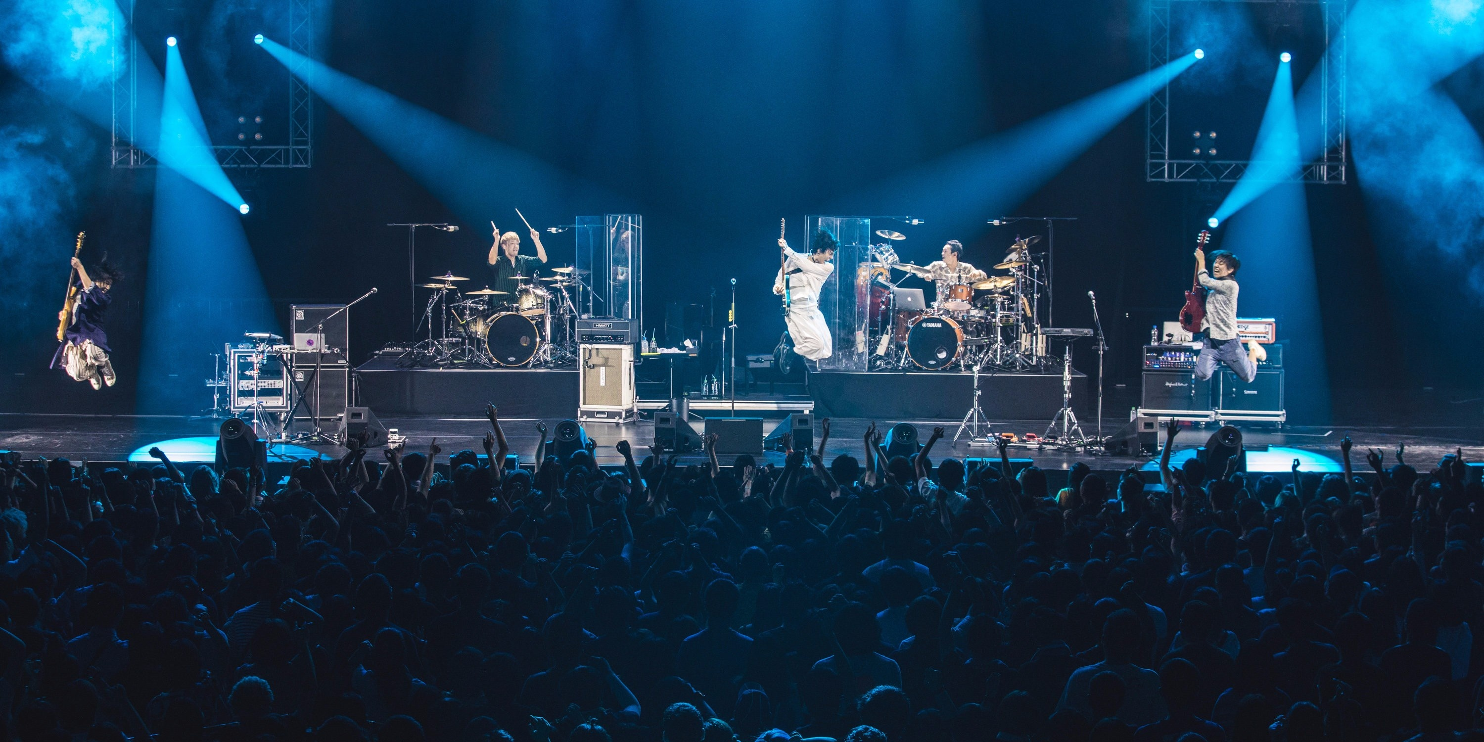 RADWIMPS return to Singapore for a spectacular sold-out concert — gig report