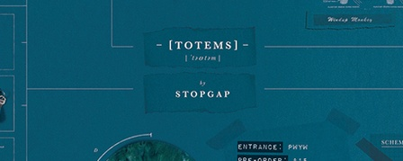 "Stopgap ""Totems"" LP Launch"