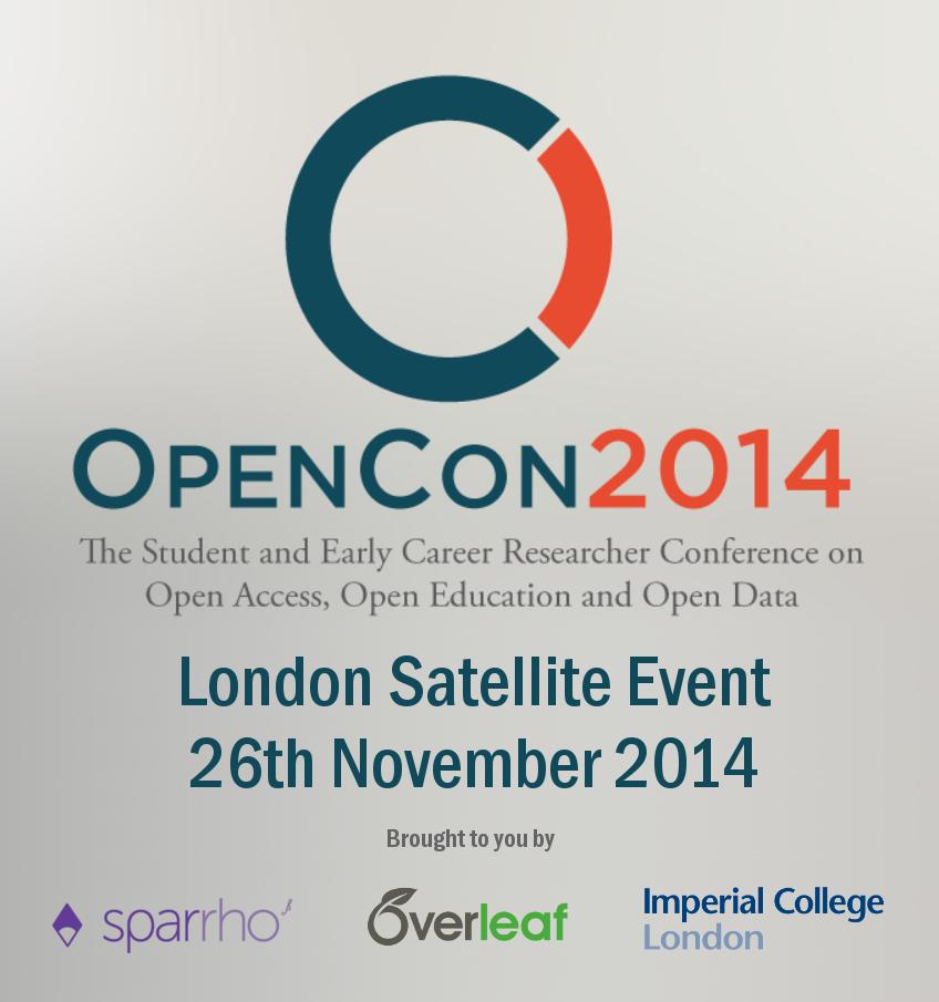 OpenCon 2014: London banner image