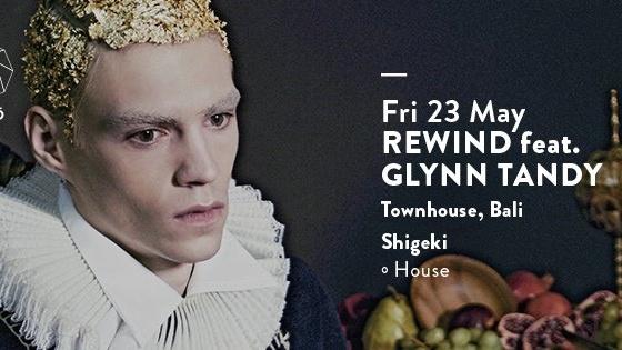 REWIND feat. GLYNN TANDY (BALI)