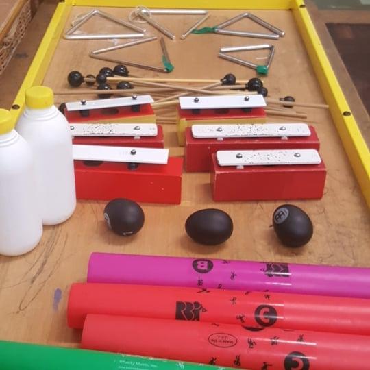 Dabbledoo Classroom Instruments