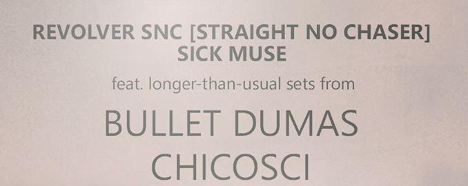 Revolver SNC: Sick Muse