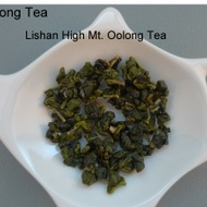 Gaoshan Qingxiang Lishan High Mt. Oolong Tea from jLteaco (fongmongtea)