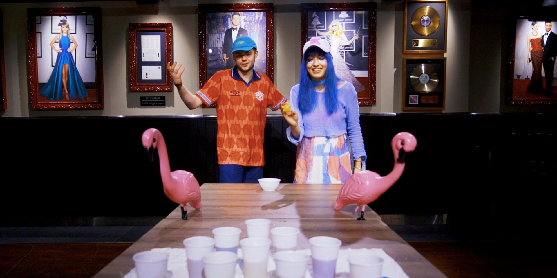 WATCH: Kero Kero Bonito play Teh Pong while sharing about their biggest obstacle so far
