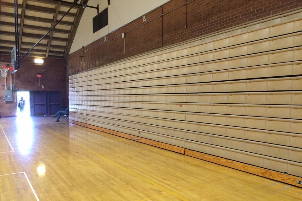 South Gymnasium (Boys)