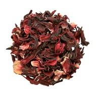Organic Uncut Hibiscus Flower Tea from Nature's Tea Leaf