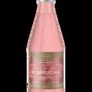 Rose Beet Kombucha from Greenhouse Juice Co.
