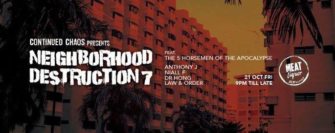 Neighbourhood Destruction 7