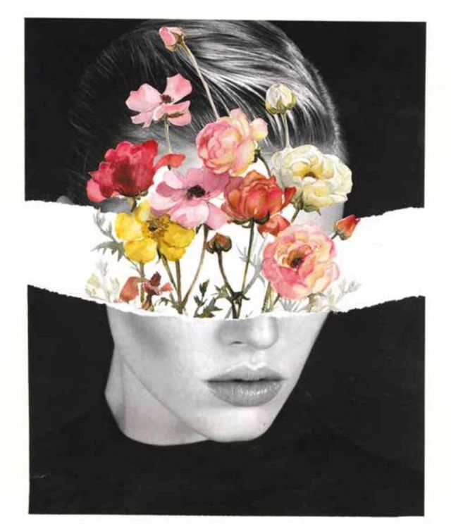 image: Bloom by artist Lara Minerva