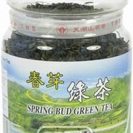 Spring Bud Green Tea (春芽綠茶) from Tian Hu Shan