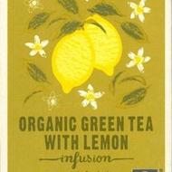 Organic Green Tea with Lemon from Marks & Spencer Tea