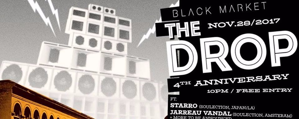 The Drop 4th Anniversary w/ StarRo & Jarreau Vandal (Soulection)